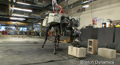Boston Dynamics Unveils BigDog's Dynamic Robotic Manipulation ~ The *Official AndreasCY*