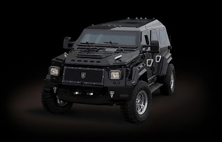 Upcoming Cars Conquest Knight Xv