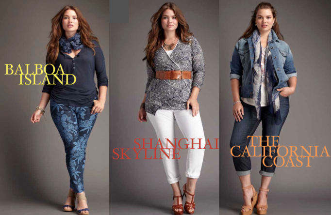 LUCKY BRAND PLUS SIZE COLLECTION NOW AVAILABLE IN STORES | Stylish ...