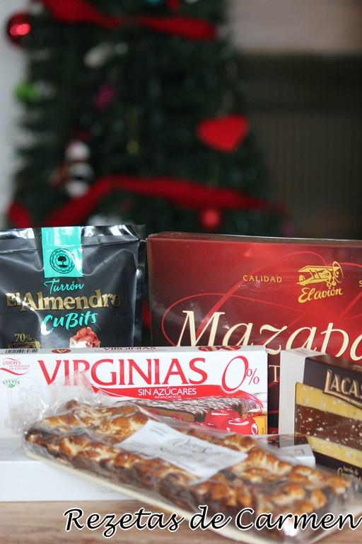 Descubriendo las novedades de los dulces navideños #LoBuenoSeHaceEsperar