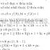 Phương trình hàm trên $\mathbb{N}$