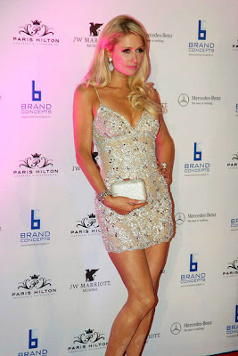 Paris Hilton Cocktail Dress