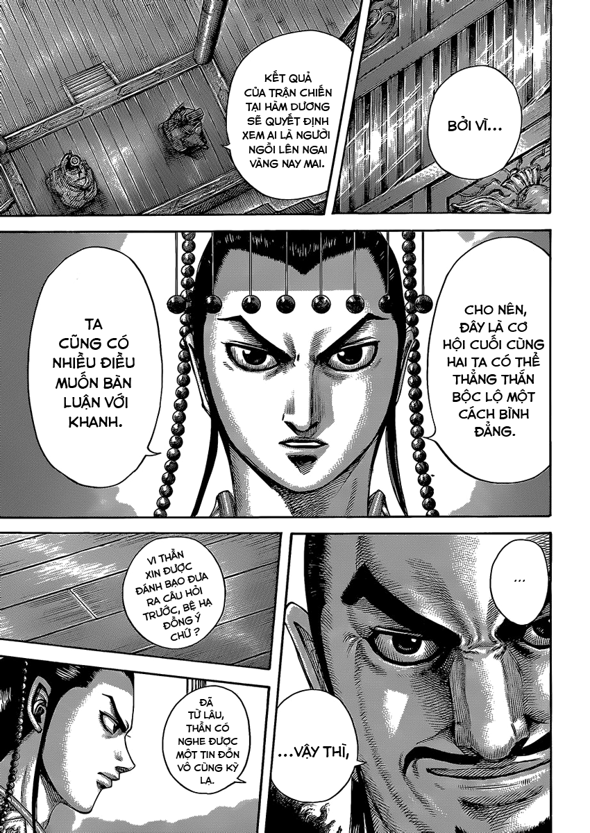 Kingdom - Vương Giả Thiên Hạ Chapter 420 - 422 page 54 - IZTruyenTranh.com