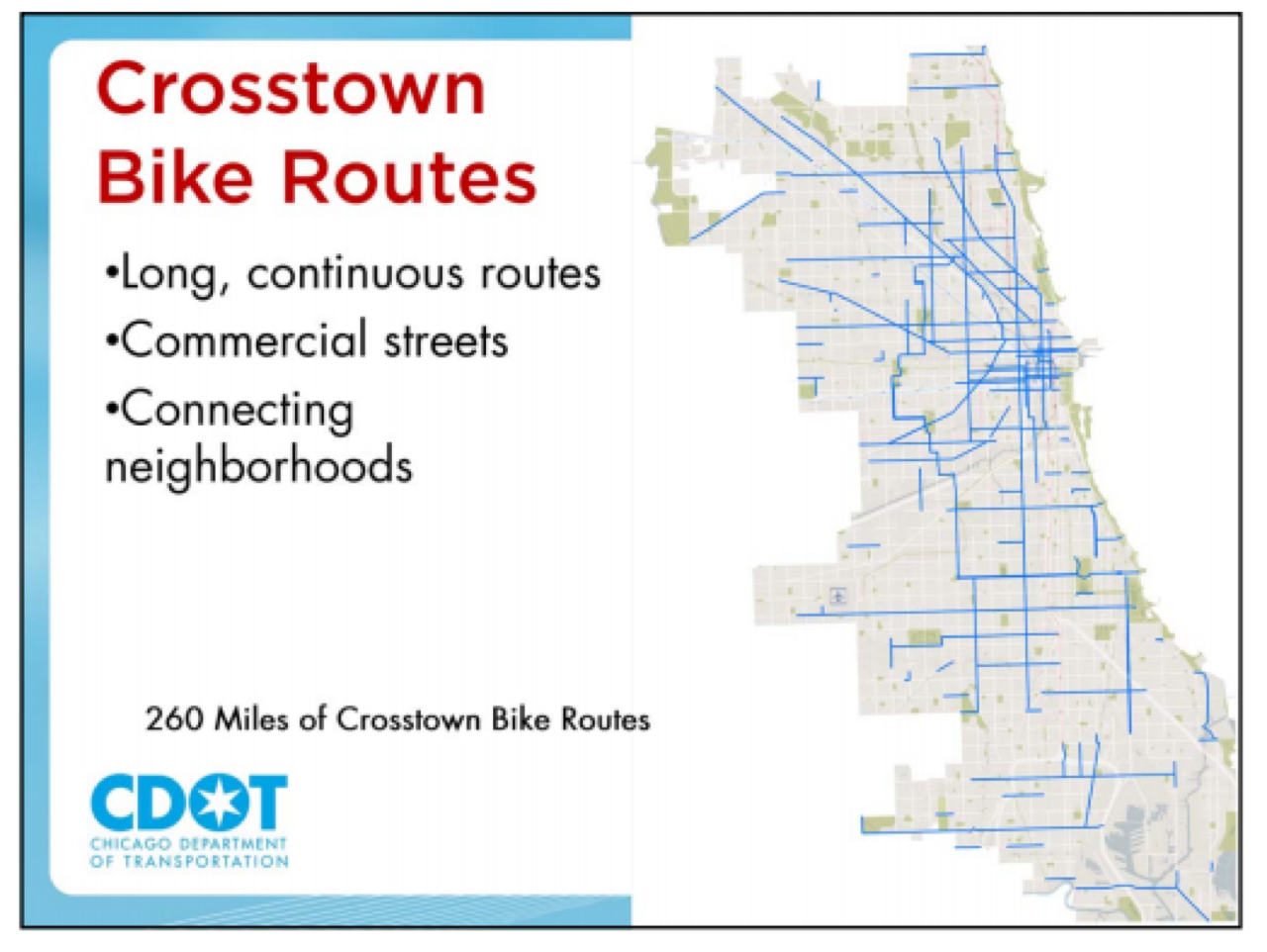 Bike Walk Lincoln Park Chicagos Proposed Bike Network Unveiled - Chicago map neighborhoods streets