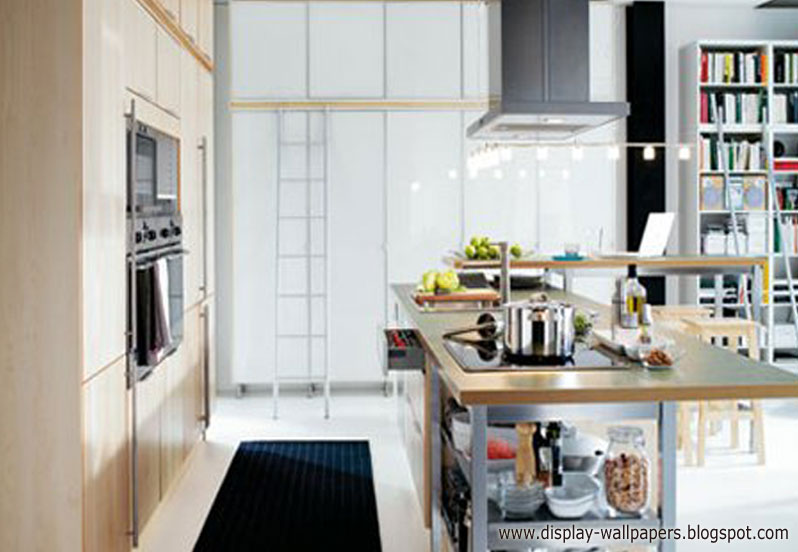 Open Kitchen Ikea