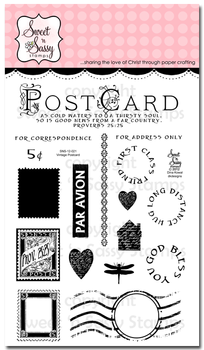 http://www.sweetnsassystamps.com/products/Vintage-Postcard-Clear-Stamp-Set.html