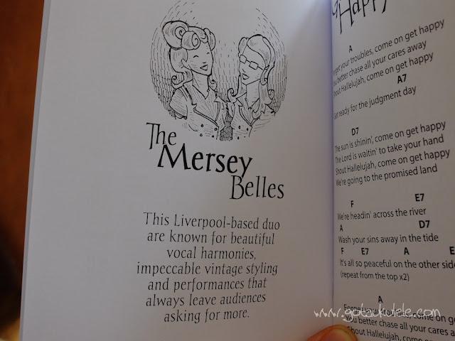 Gerald: A Ukulele Adventure - The Mersey Belles