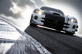 Iconic Dodge Viper