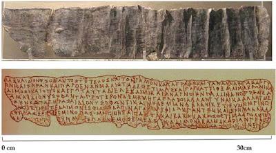 Katadesmoi, Mantra Penangkal Zombie Yunani Kuno