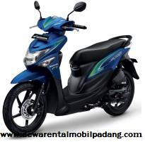 Sewa Motor Beat di Padang Bukittinggi