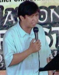 Pastor Joe Tacadena