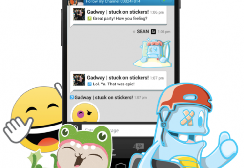download bbm android stiker 2 1 APK