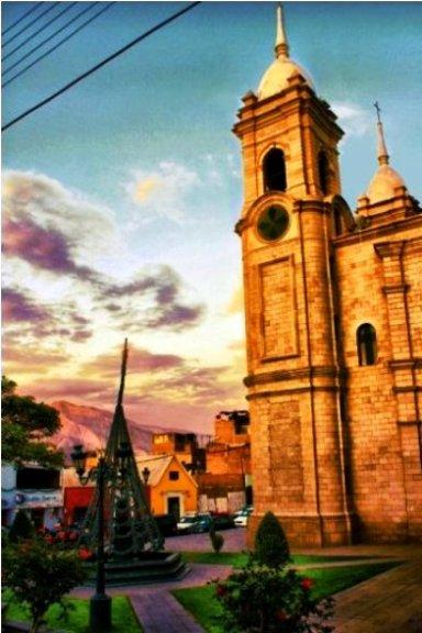 COCATEDRAL DE MOQUEGUA