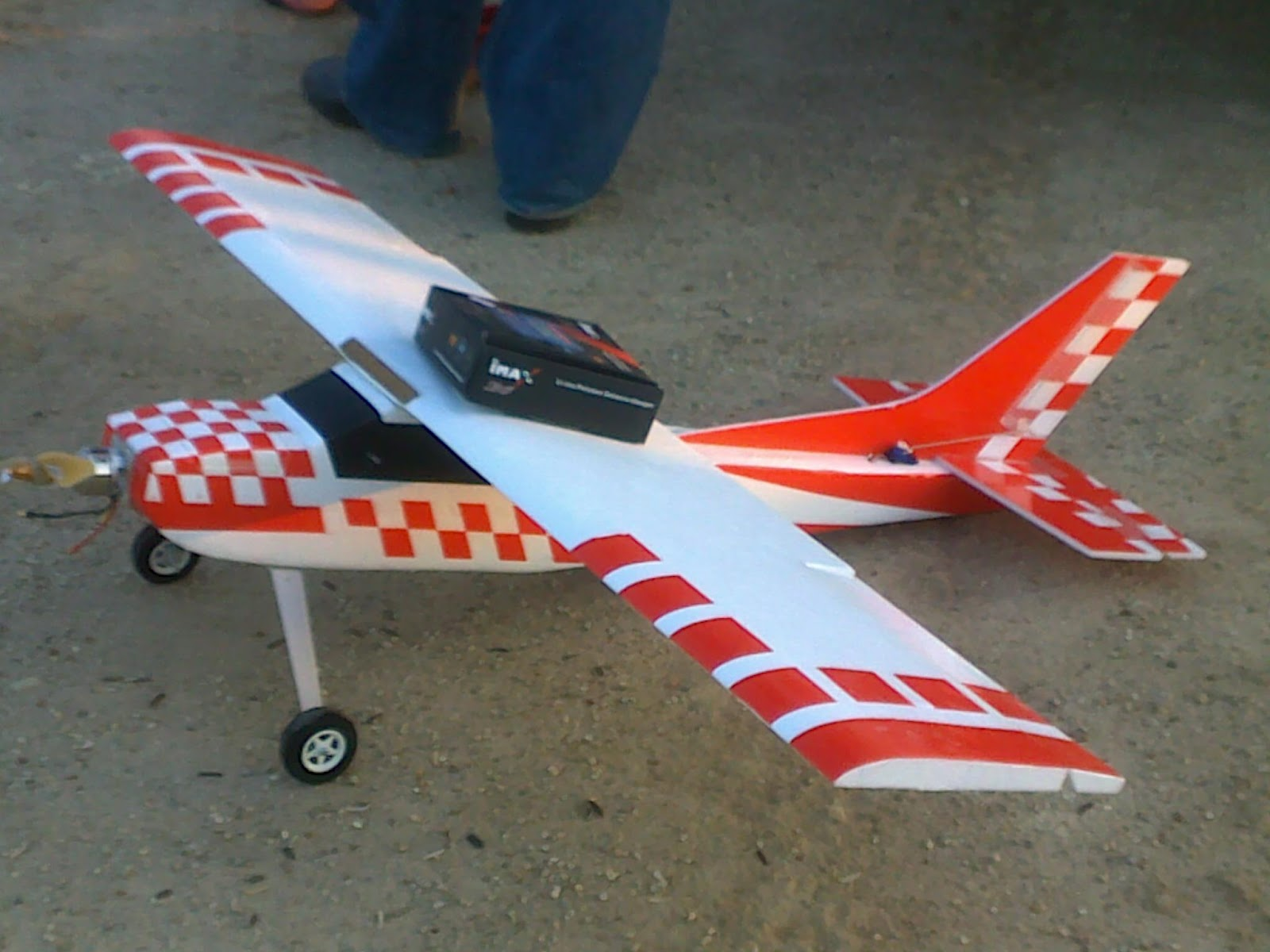 Viewing Gallery For - Homemade Rc Plane