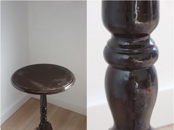 Antes y después de un velador