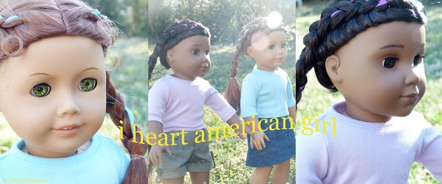 I Heart American Girl