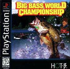 Torrent Super Compactado Big Bass World Championship PS1