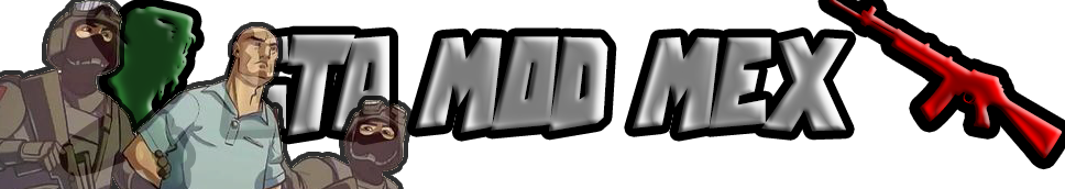 Gta Mods Mex 2013