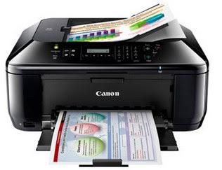 Download Printer Driver Canon PIXMA MX439
