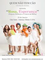 ROSA ESPERANÇA Parabéns!