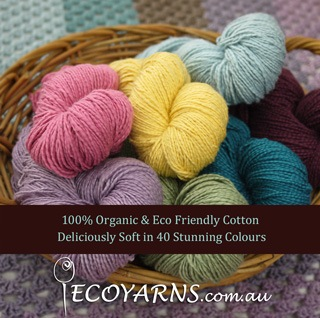 CLICK ON ADS FOR MORE INFORMATION ECOYARNS
