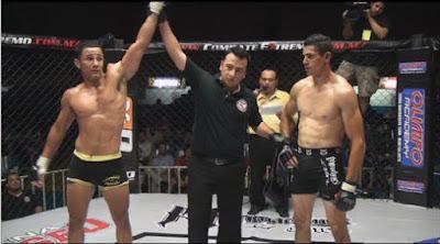 Shah Bobonis vs. Manuel Ramos