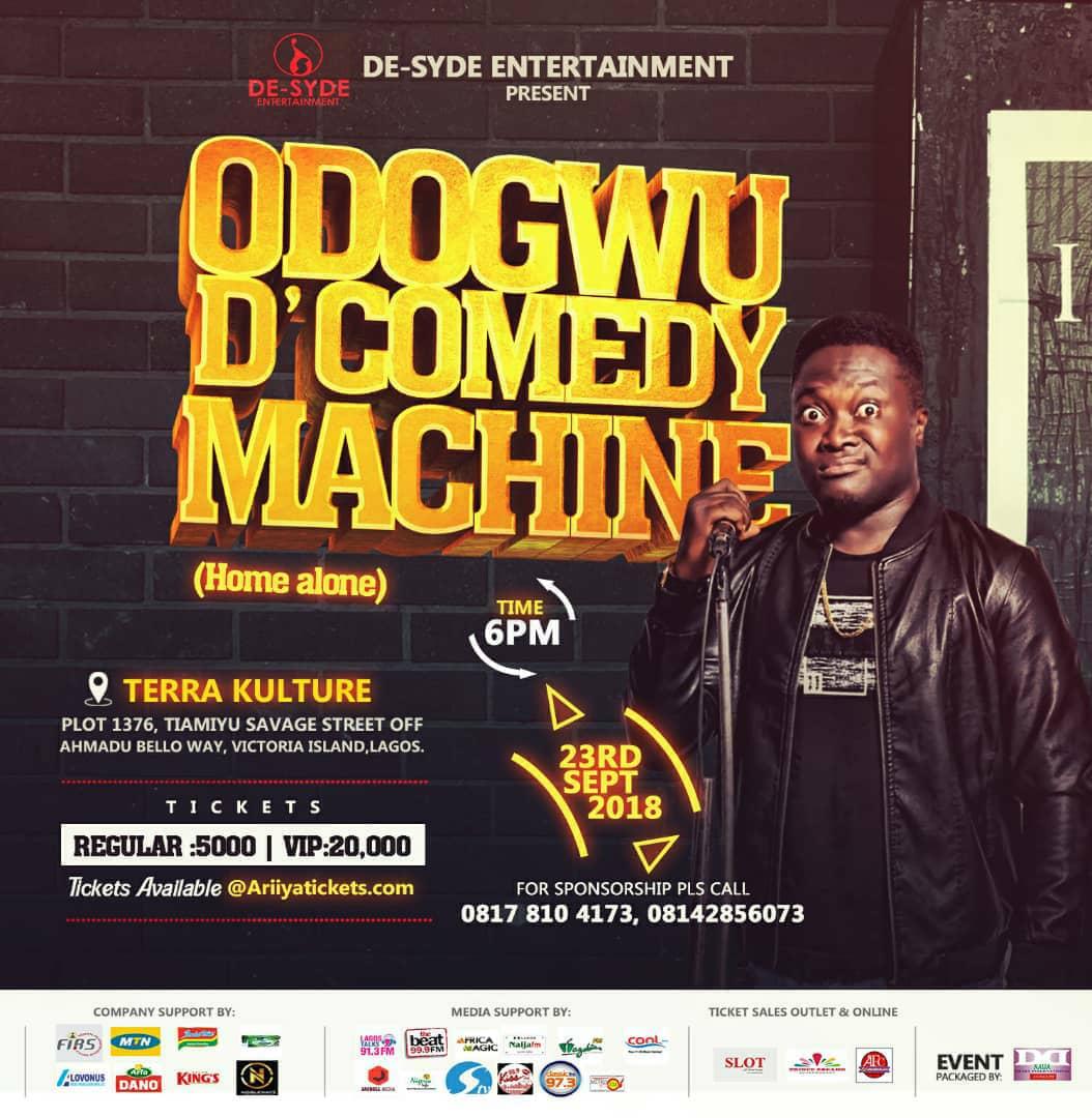 ODOGWU D'COMEDY MACHINE