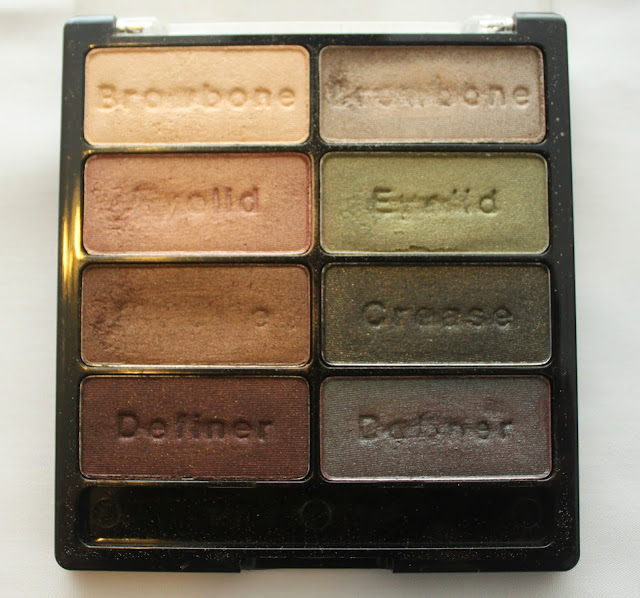 WET N WILD EYE SHADOW PALETTES IN COMFORT ZONE