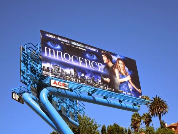 Innocence movie billboard colour version