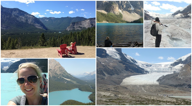 HIghlights from The Rockies roadtrip 2015!