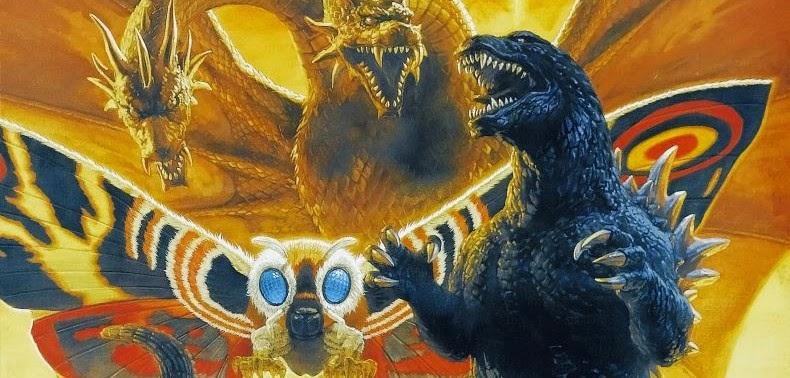 Sequência de Godzilla terá Rodan, Ghidorah e Mothra