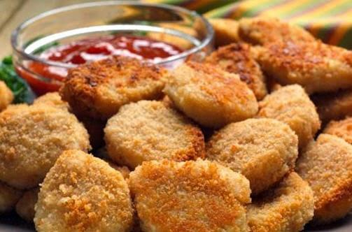 Resep dan cara membuat ayam nugget (chicken nugget)