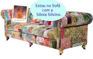 Roselia Bezerra no Sofá