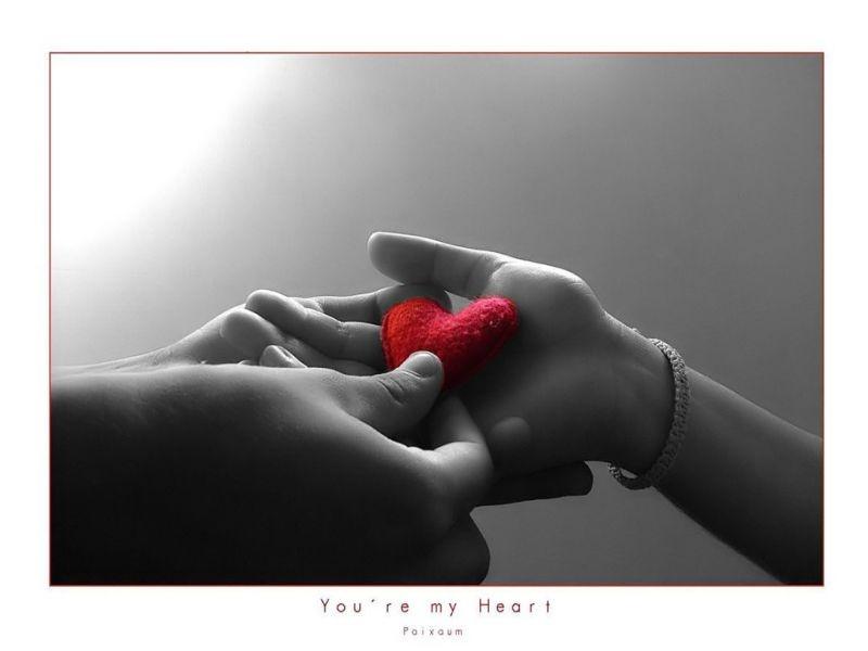 Entrega tu corazón