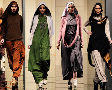 Hijabers Fashion Design