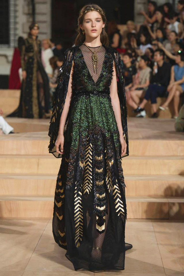 Design & Art Magazine: Valentino in Rome: Light at the Heart of the ...
