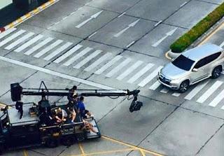 Keren! Penampakan Mitsubishi Pajero Sport Berhasil Tertangkap Kamera