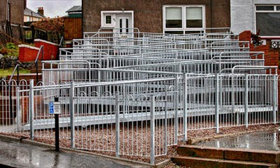 West Dunbartonshire Council's amazing wheelchair ramp