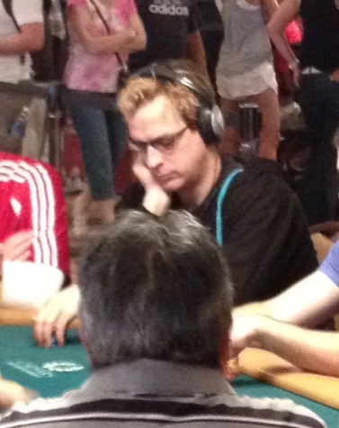 Sam moon poker