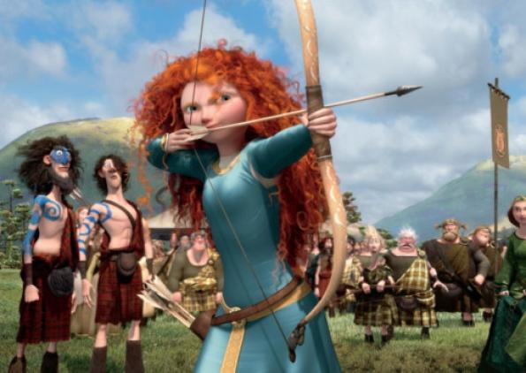 Brave – Princess Merida's suitors : Teaser Trailer