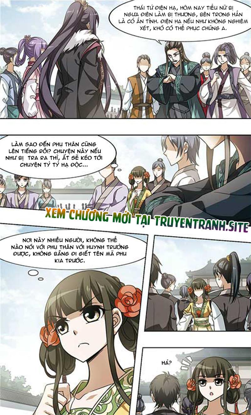 a3manga.com Phượng Nghịch Thiên Hạ Chap 48