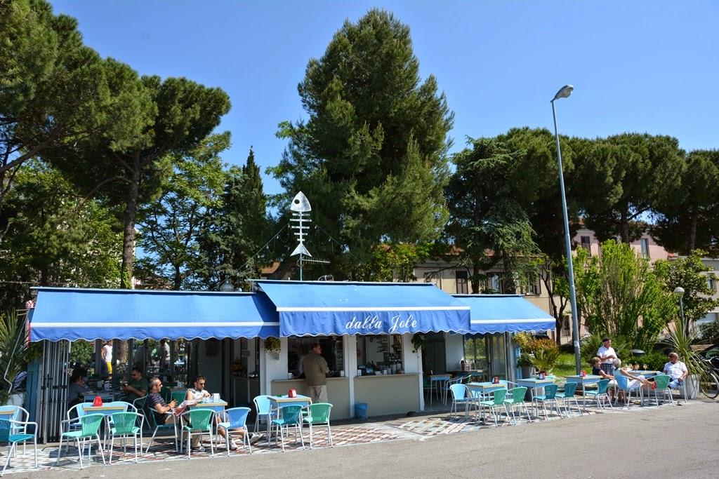 Fisher's port Rimini dalla jole