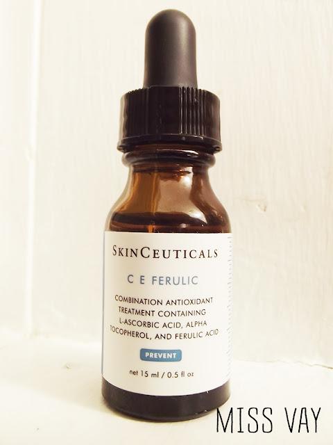 serum c e ce ferulic skinceuticals anti-âge vieillissement anti-oxydants oxydation soin peau