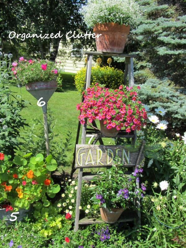 Cottage Garden Decor