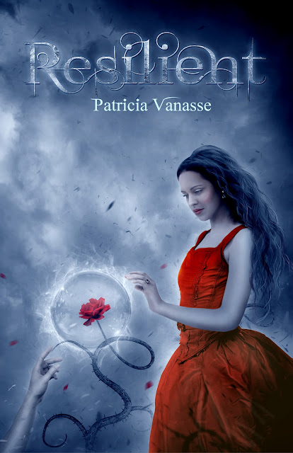 {Cover Reveal} Resilient by Patricia Vanasse