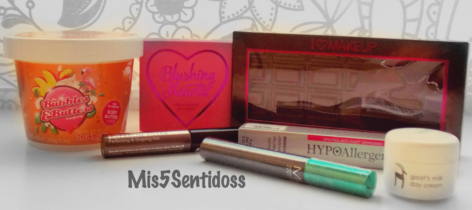 Pedido a Maquillalia: Catrice, Bubbles&Butters, I Heart Makeup, Mua y Catrice