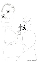 Caricatura de Fernando Campos