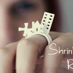 Shrinky Dink Rings