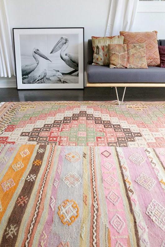 Tapete Patchwork Simples : que o tapete ? uma boa ideia s?o tapetes klim da serie patchwork