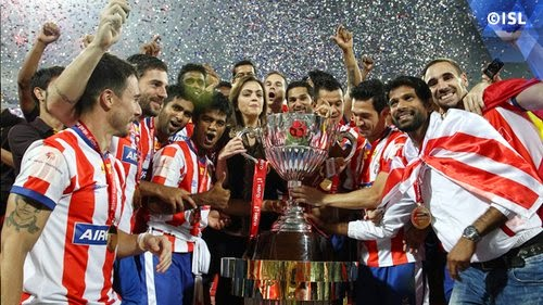 Kolkata beat Kerala to win ISL 2014